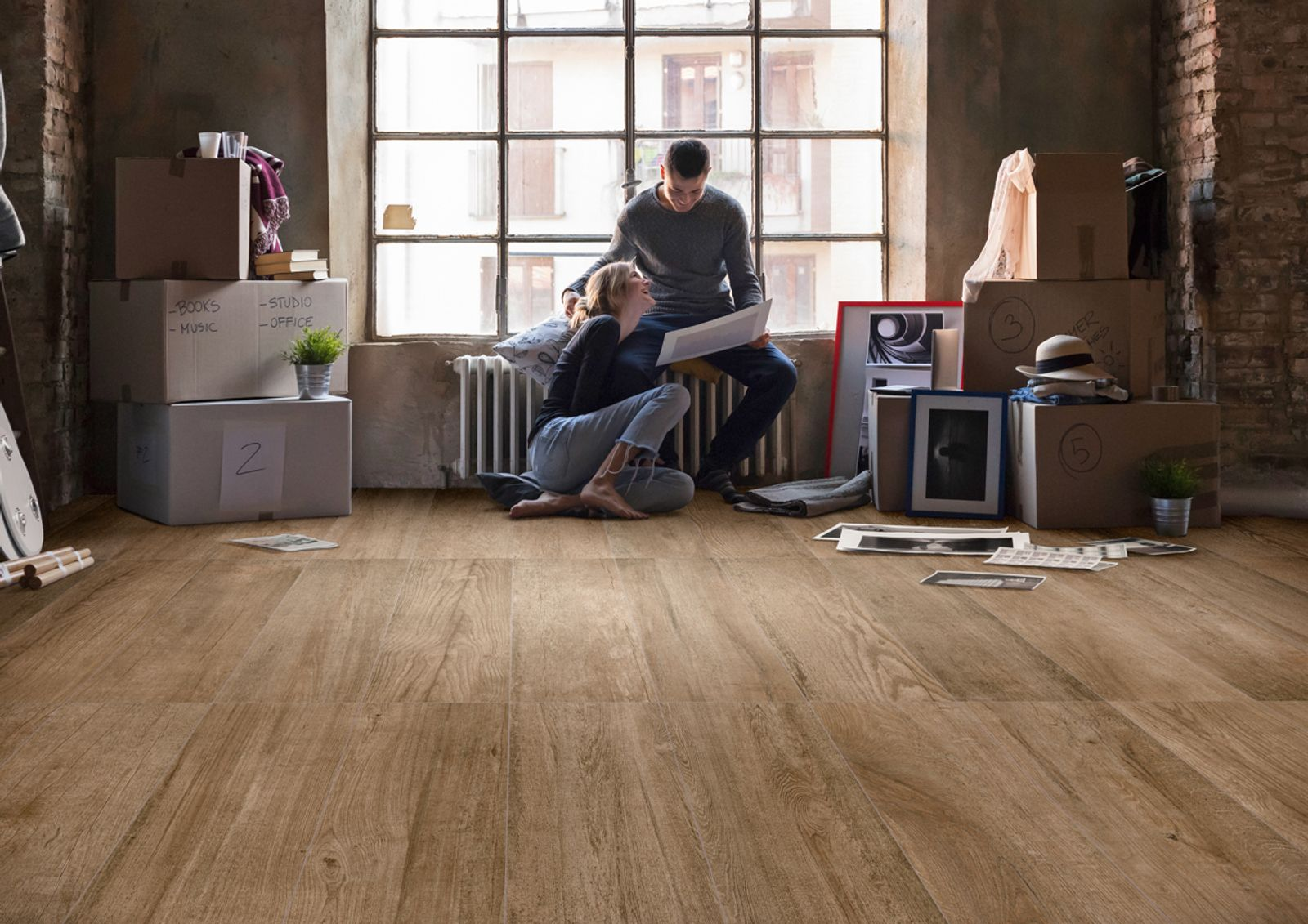 null - AM WOOD 1A4 09 - Imola Ceramica